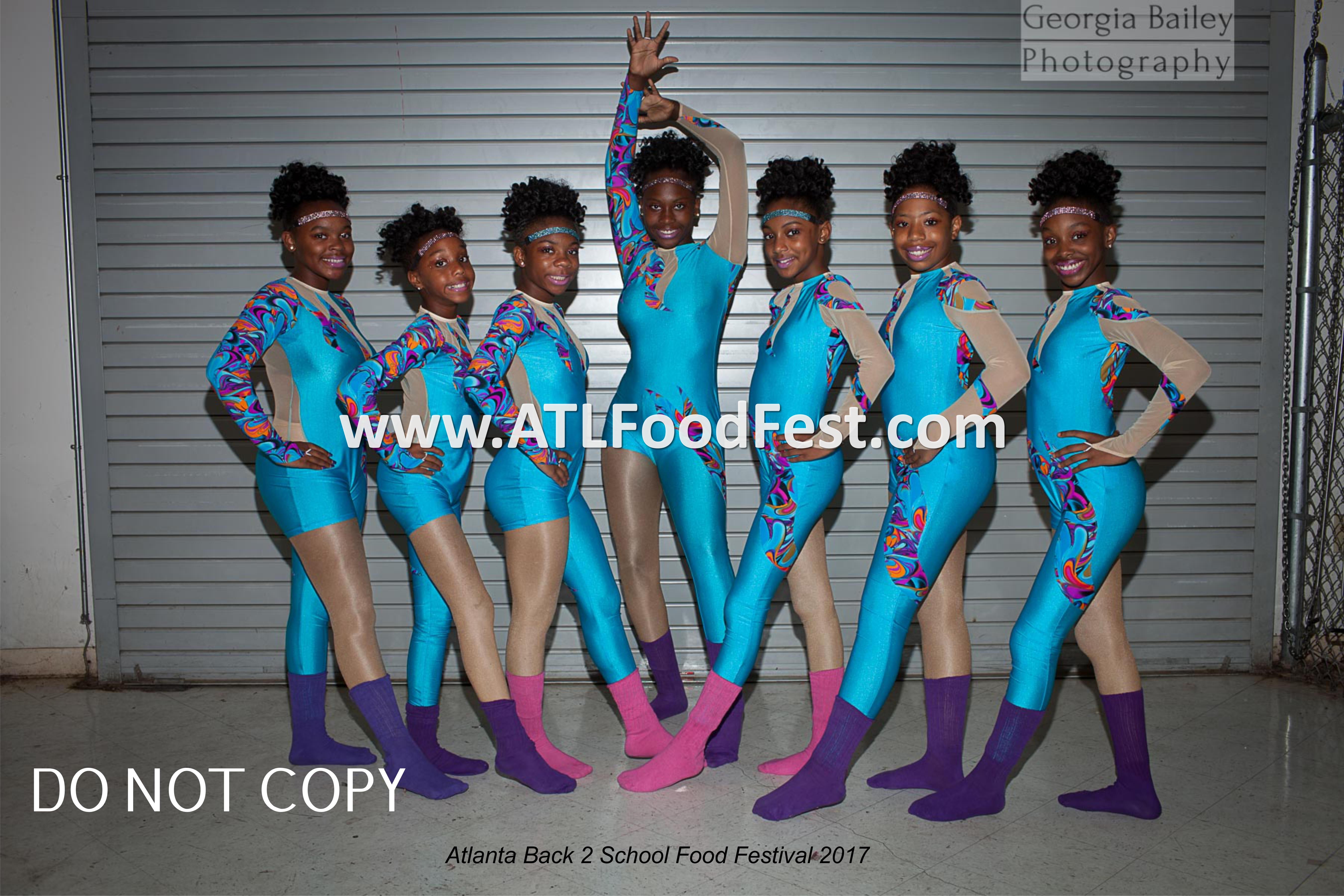 Atlanta Kis Dance Group Competition