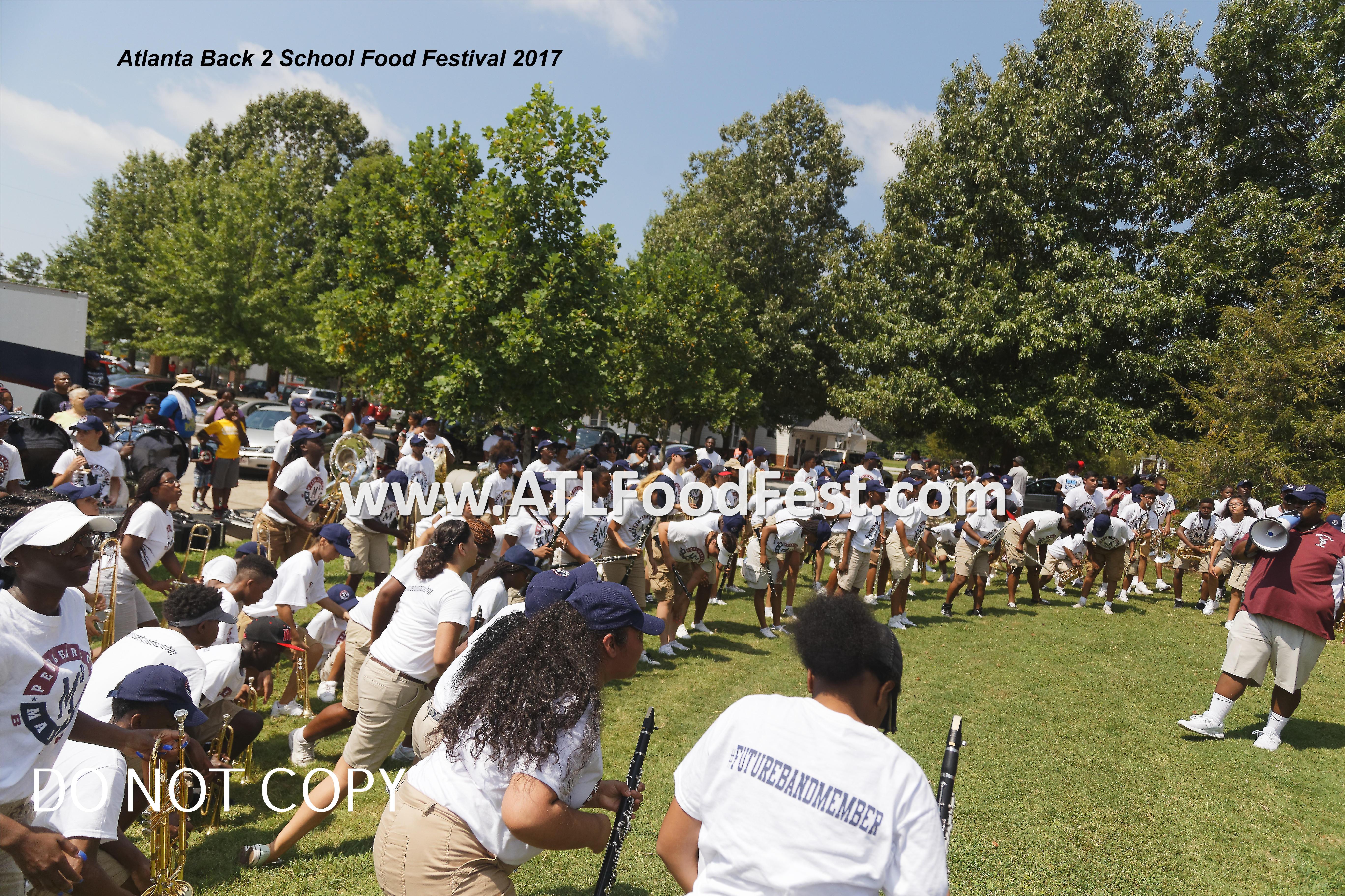 Cobb Parade Pebblebrook Band
