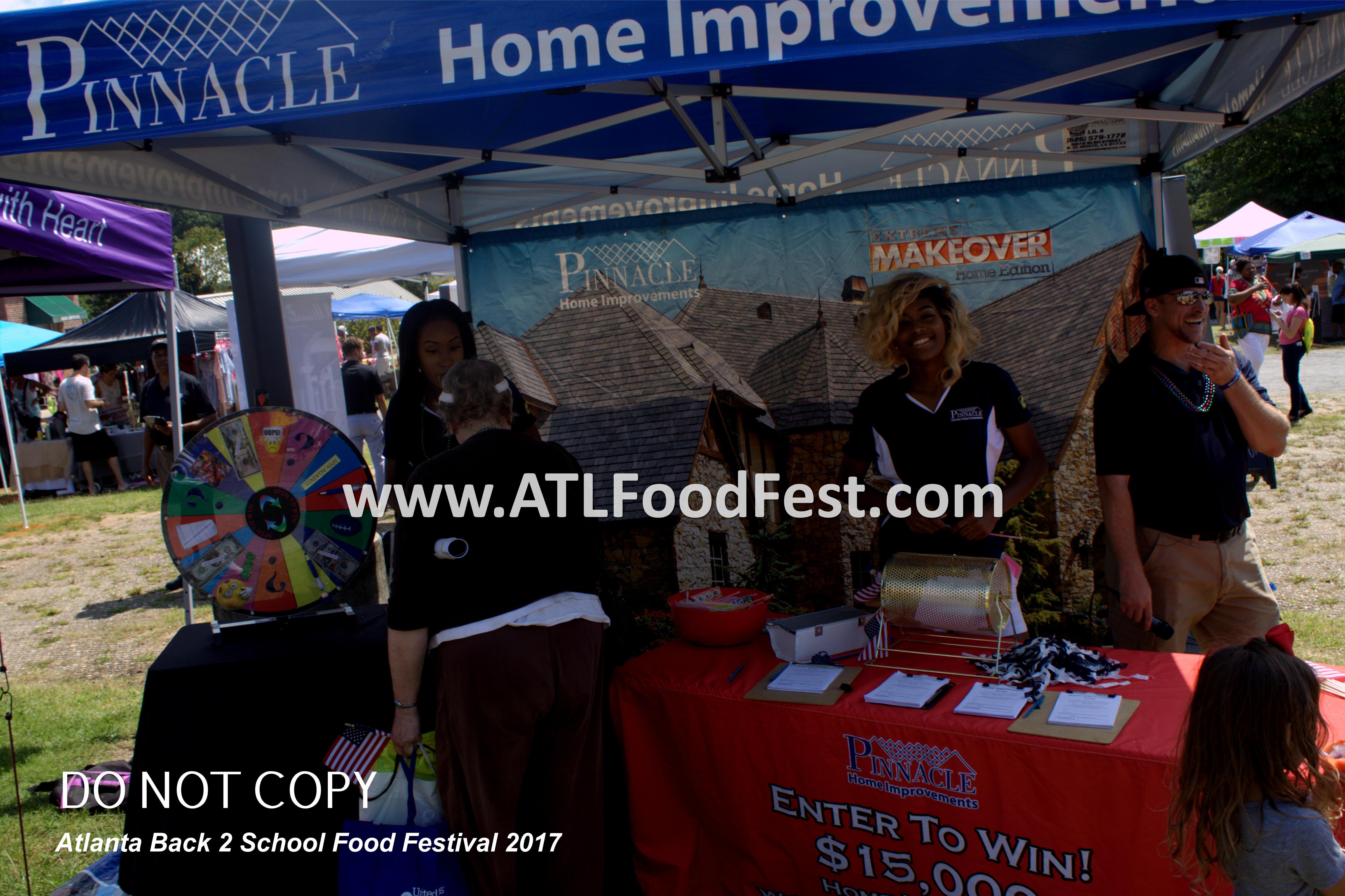 Atlanta Food Festival Sponsor