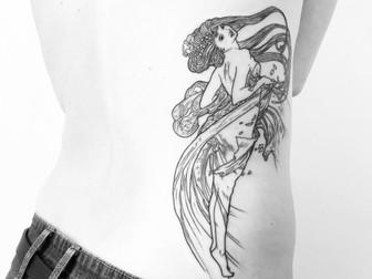 Jen jedno tetování nestačí