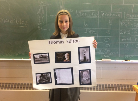 Learning History at St. Timothy's
