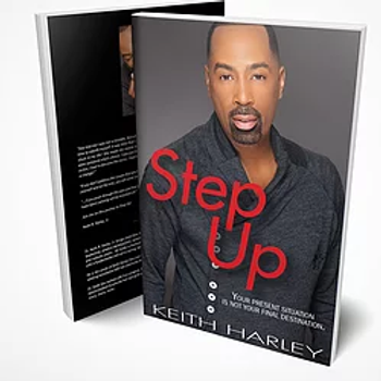 Step Up - Book