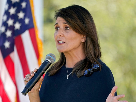 Nikki Haley: WHO report on COVID is just 'Chinese propaganda'