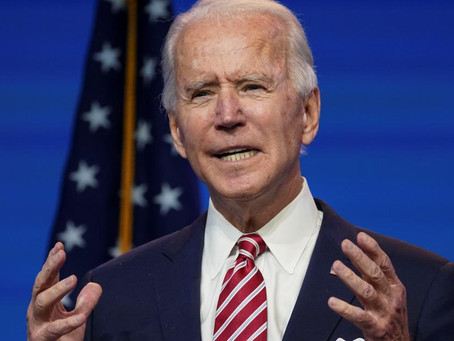 Report: Biden turns to Silicon Valley to help distribute vaccine
