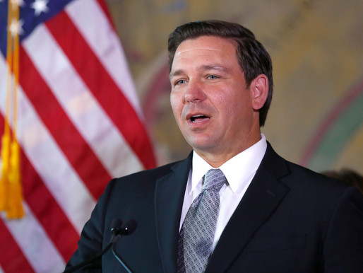 Florida Gov. Ron DeSantis attacks YouTube for using his video about the pandemic