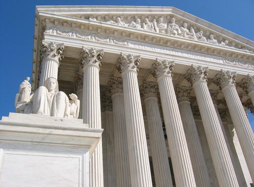 Supreme Court end to an anti-corruption lawsuit against Trump brought by Democrats Lawmaker