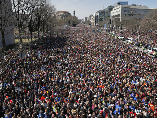 People Face Retaliation those who attend DC Rally
