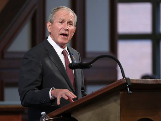 Bush warns Afghanistan Withdrawal could harm women and girls if the Taliban regain power