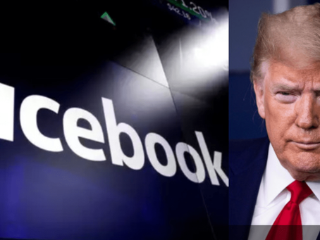 Facebook Oversight Board Upholds Suspension of former President Trump's Account