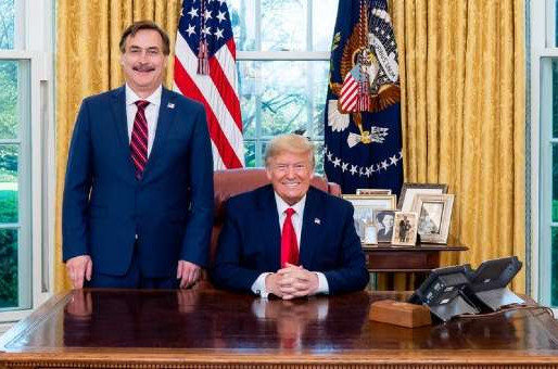 Twitter permanently suspends My Pillow CEO Mike Lindell