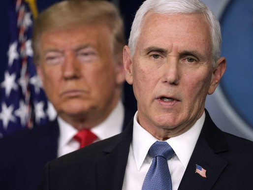 Vice President Mike Pence Rejects To Invoke 25th Amendment