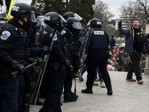 Capitol Police Officer Dies After Protests in Washington DC