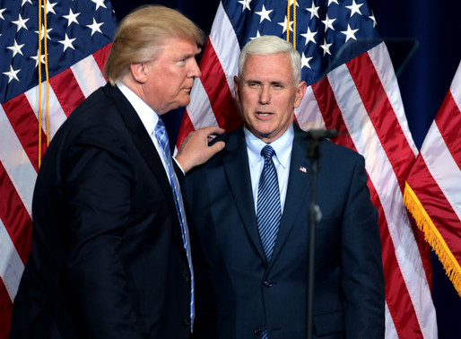 How Mike Pence take over temporarily if Donald Trump becomes incapacitated