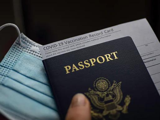 GOP Push Back Against COVID-19 Vaccine Passports