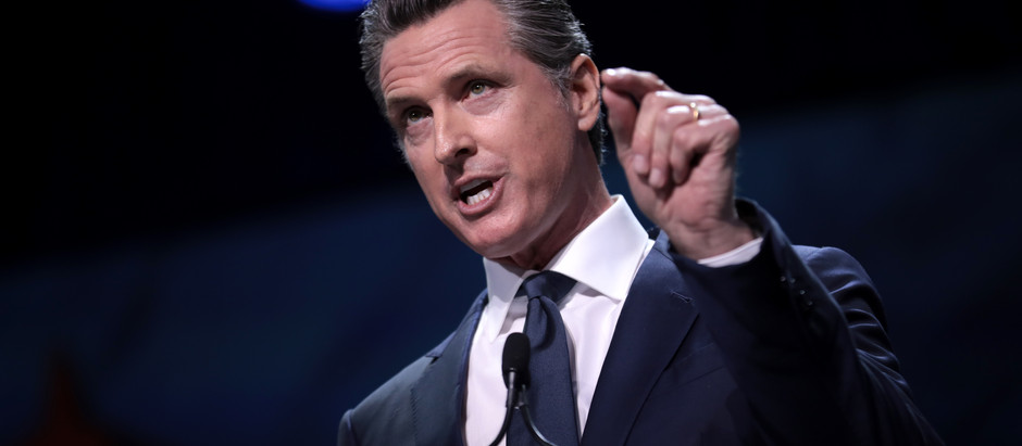 Newsom recall List Features 41 candidate Excludes Larry Elder