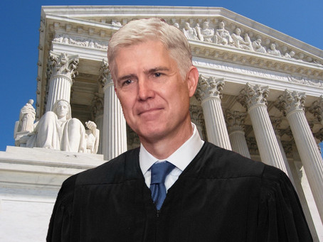 Supreme Court Justice Neil Gorsuch Questions Law at the Legal Root of Abortions