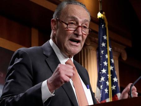 Chuck Schumer: Senate begins work on COVID-19 relief next week