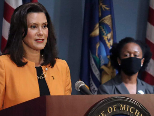 Top Aide Ignores Governor Whitmer's warning and leaves for Florida for spring break