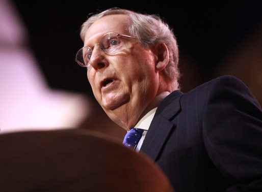 Mitch McConnell promises Senate would vote on a scaled-down coronavirus economic relief bill