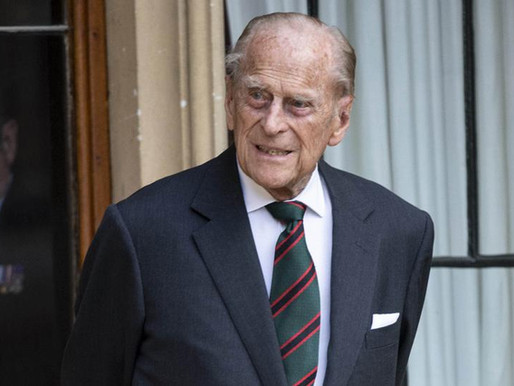 Prince Philip's funeral will take place on Saturday 17 April at Windsor Castle