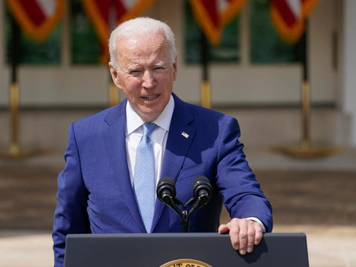 Biden's $ 1.5 trillion budget boosts spending on health and education