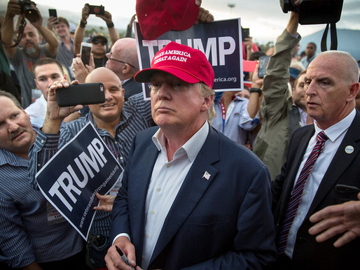 President Trump Casts In-Person Ballot in Florida