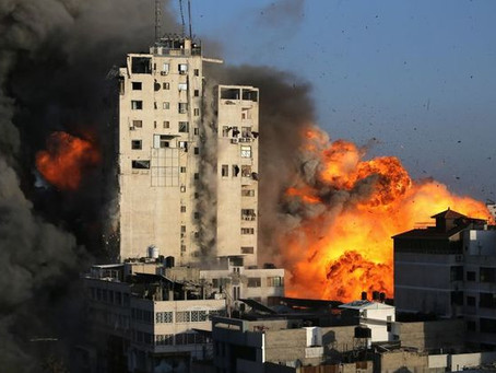 Pentagon Promises 'strong Support' of Israel Amid Conflict With Hamas and Palestinians