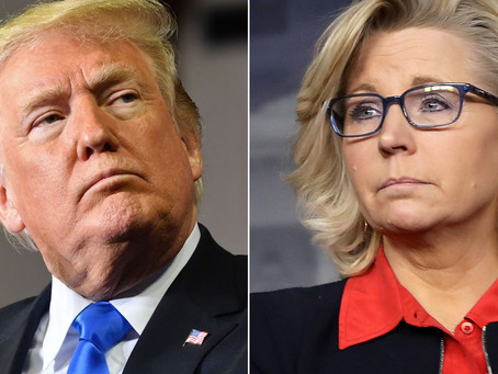Top Republican supports the removal of Liz Cheney due to the anti-Trump comments