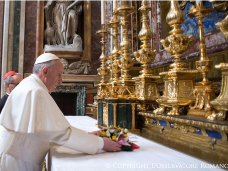 """Vatican: Pope is in good condition alert"""" and breathing on his own after intestinal surgery"""