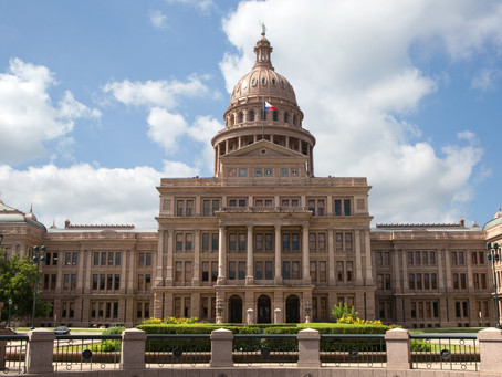 Texas Democrats Flee State to Stop Election reform bill