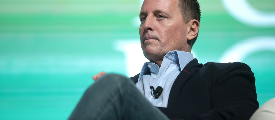 Former Trump administration official Richard Grenell will not run in California recall Election