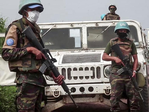 The Italian envoy to the Congo was killed in an attack on a UN convoy