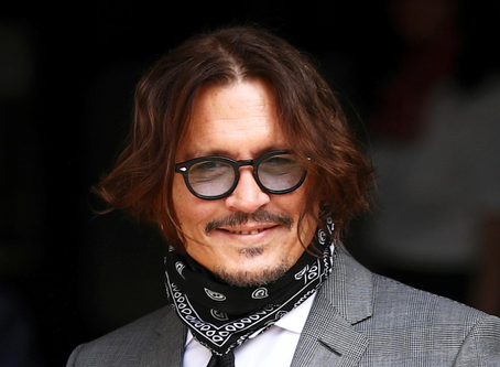 Actor Depp concludes evidence in UK libel trial