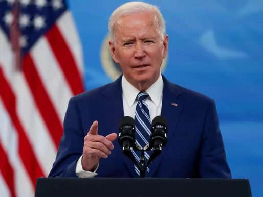 """Biden will pressure US companies to pay an """"acceptable"""" level of taxes"""