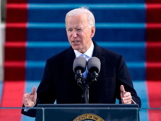 Joe Biden's Unity Message 'Doesn't Mean Every Single American