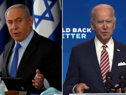 Between Biden's call and the vote, Netanyahu seeks Iran's consensus with his opponents