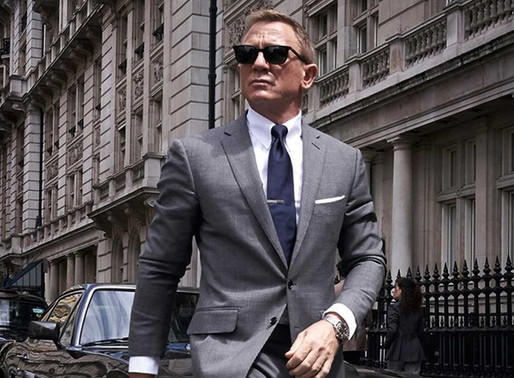 "James Bond ""Time To Die"" push To 2021"