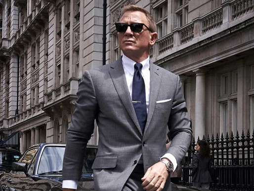 "James Bond ""Time To Die"" push To 2021"