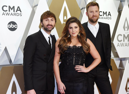 Country music's Lady Antebellum changes name because of slavery association