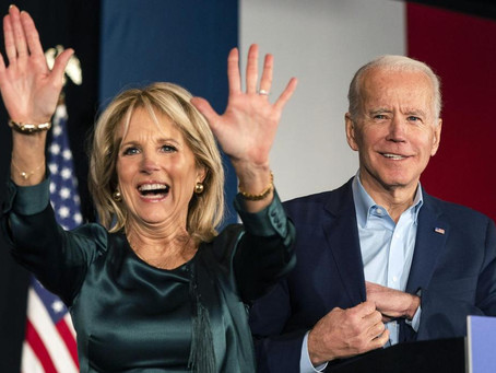 Joe Biden and Jill Biden Christmas Day message