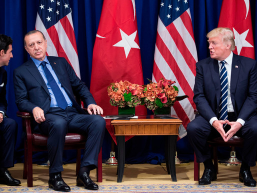 The United States is about to impose sanctions on Turkey over the Russian defense system