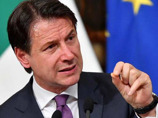 The Italian government erupts as the split between Conte and Renzi deepens