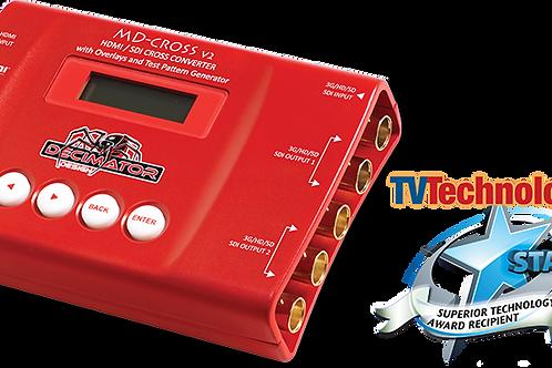 Decimator MD-CROSS-V2