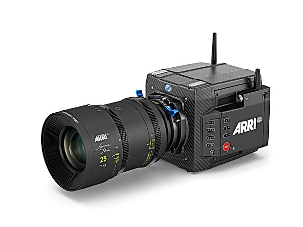 ALEXA Mini LF - SP 47 - left - front - t