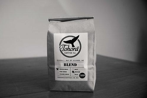 Tohorā Coffee 500 grams
