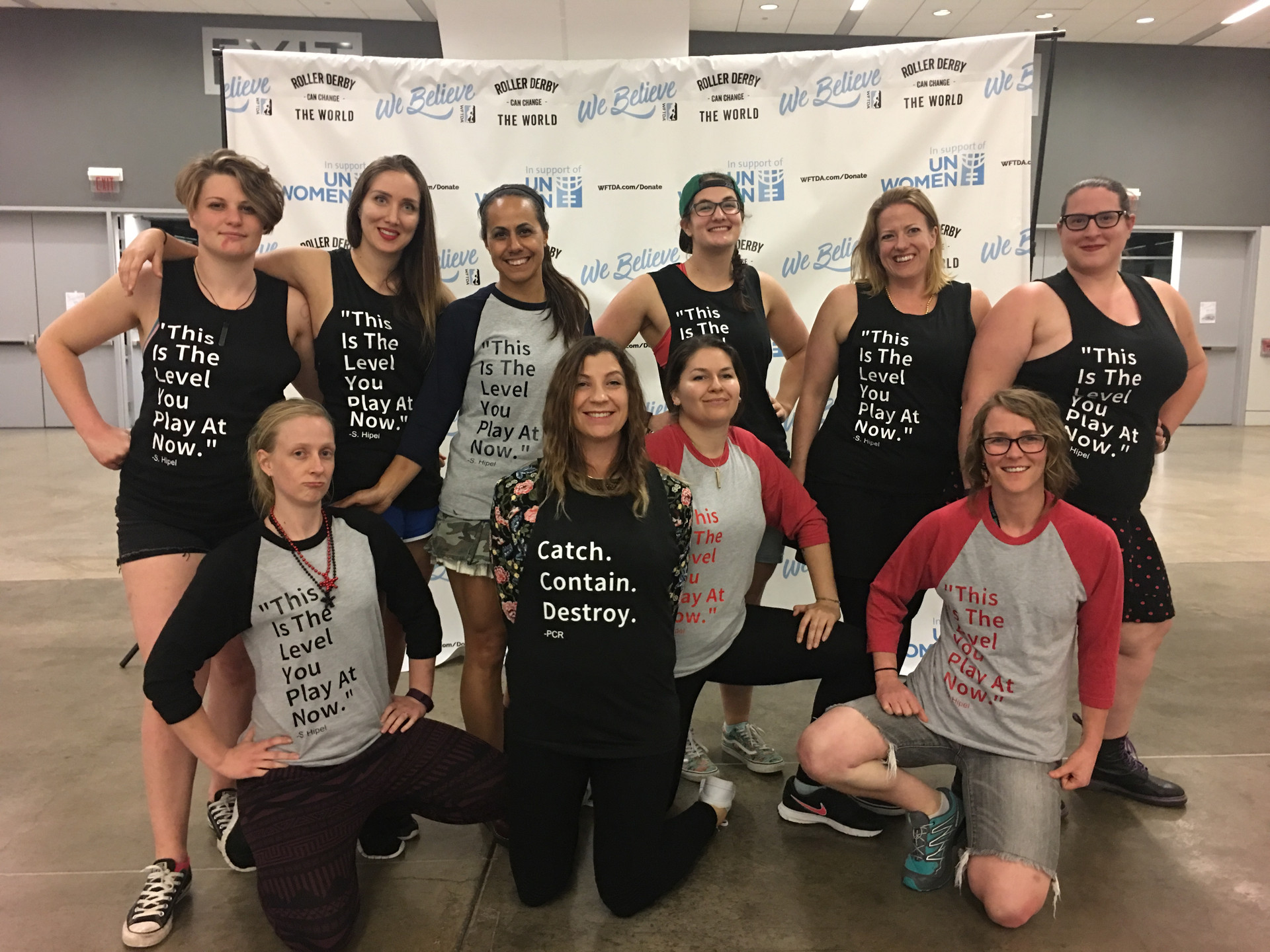 PCR All Scars Div 2 Team 2017