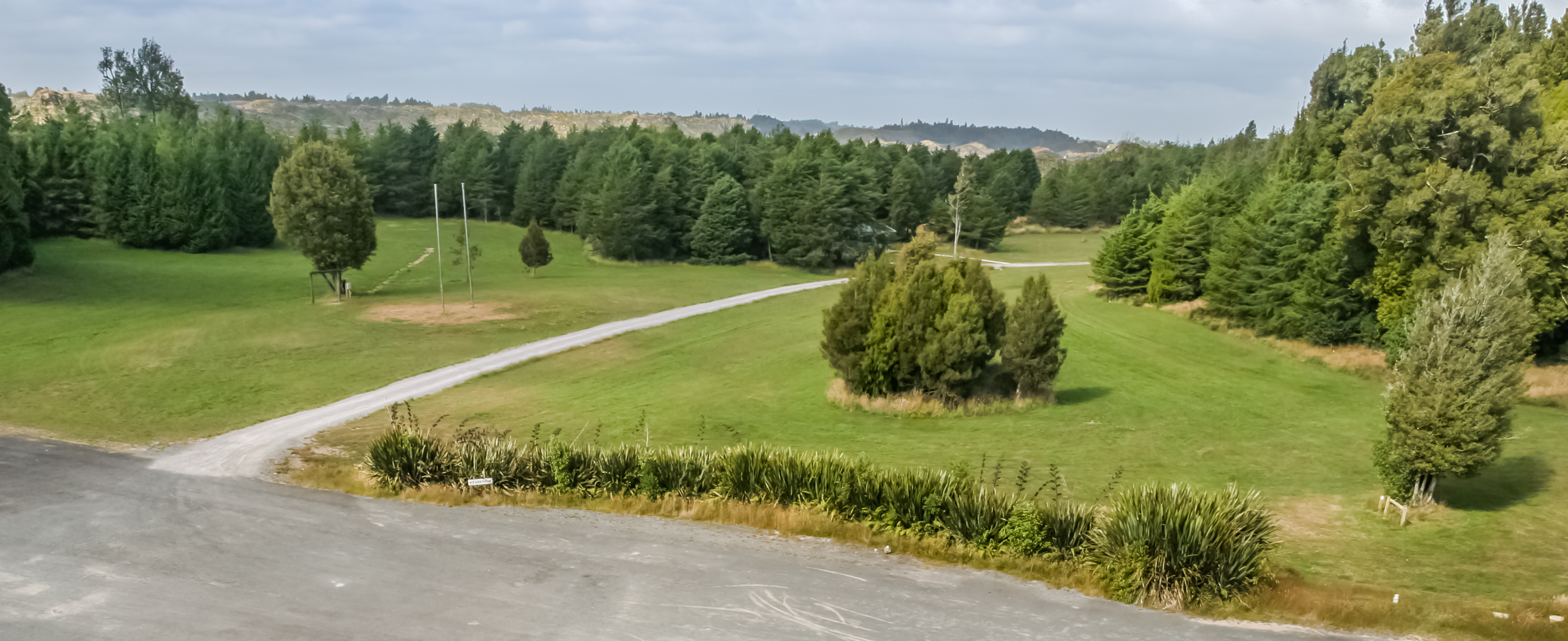 Tui Ridge Park Grounds