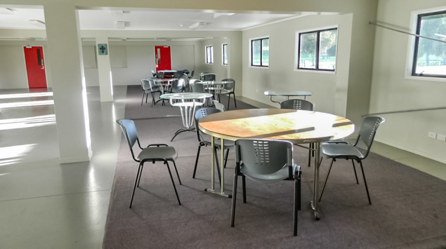 Tui Ridge Park ABC Room