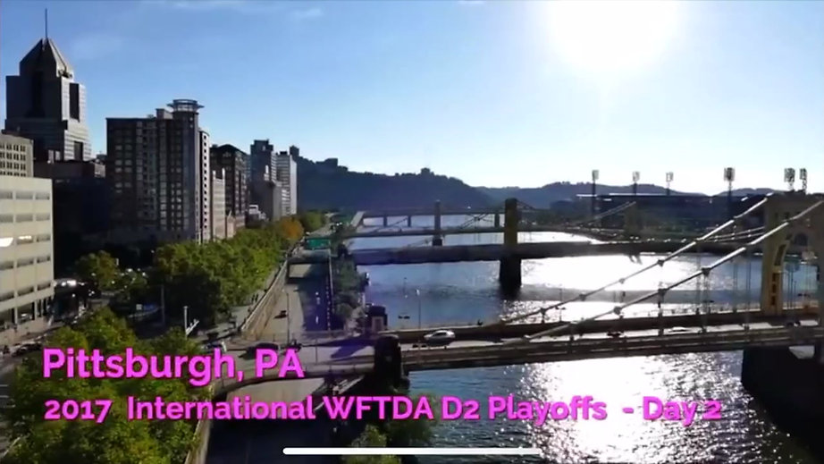 WFTDA Div 2 Highlights 2017