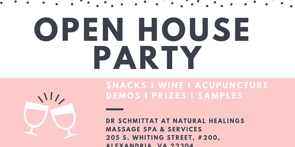 Grand Opening & Open House Party